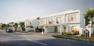 مدن دبي ارابيلا 3 شقق مع العائلة نموذج