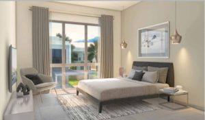 مشروع ارابيلا 3 مدن شقق في دبي شكل الغرف