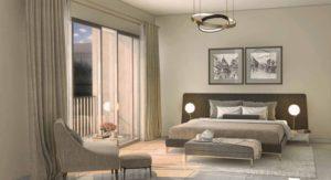 مشروع ارابيلا 3 مدن شقق في دبي شكل الغرف 4