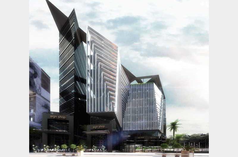 ارورا مول العاصمة الادارية arora project mall new capital
