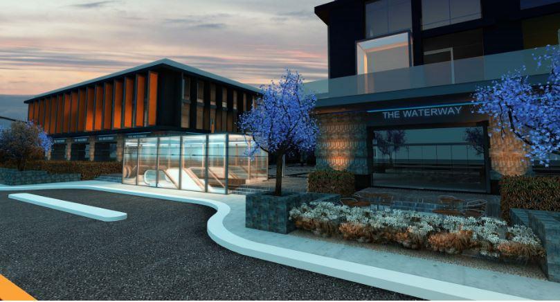 كمبوند كابيتال واي العاصمة الادارية شركة وتر واي