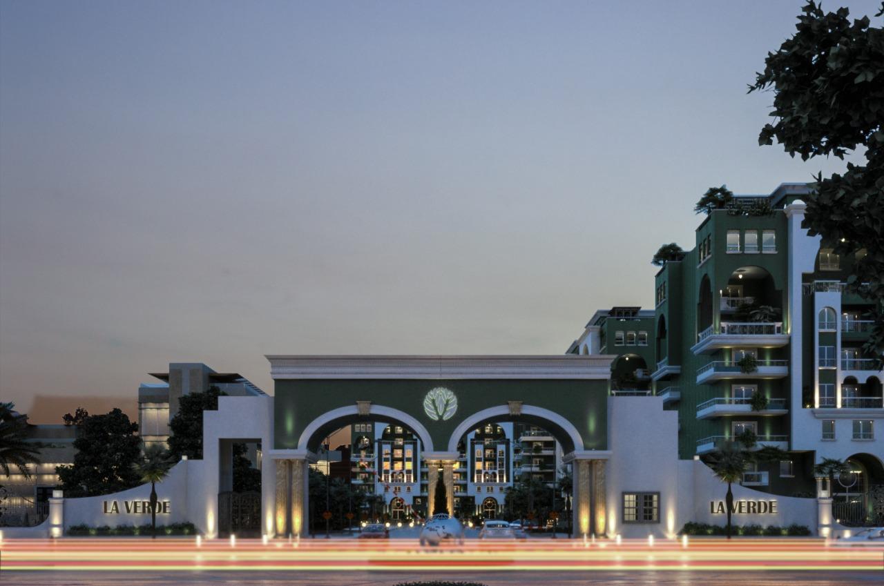 موقع كمبوند لافيردي العاصمة الادارية