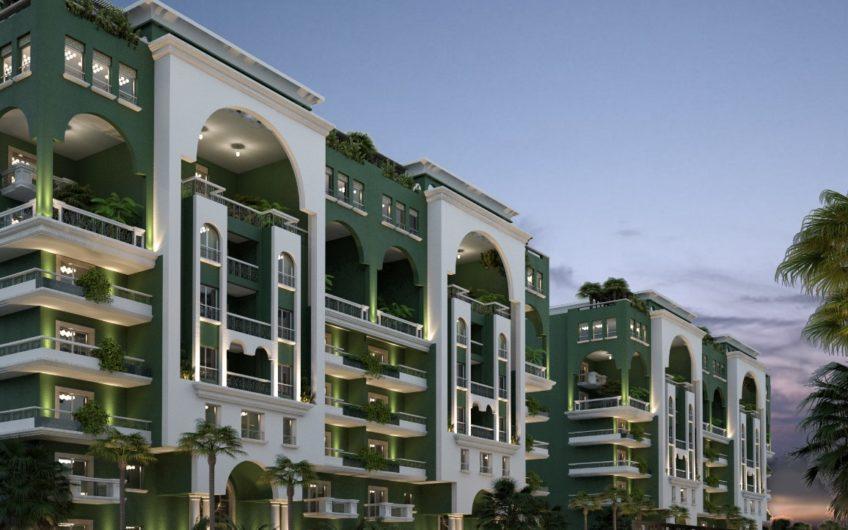 كمبوند لافيردي العاصمة الادارية LA VERDE NEW CAPITAL