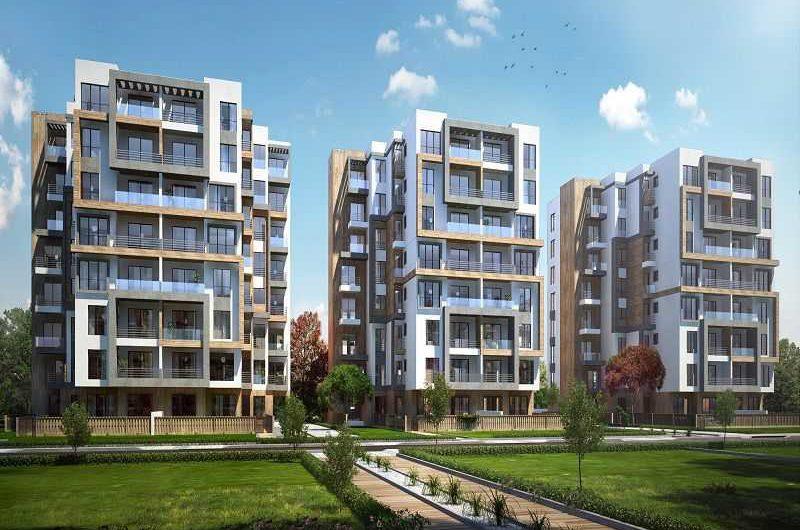 كمبوند سكاي كابيتال العاصمة الادارية compound sky capital new capital
