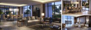 Damac hills Apartments design