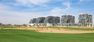 Damac hills Apartments types of golfs