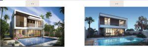 Damac hills Apartments types of villa 2