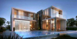Damac hills Apartments villa 1