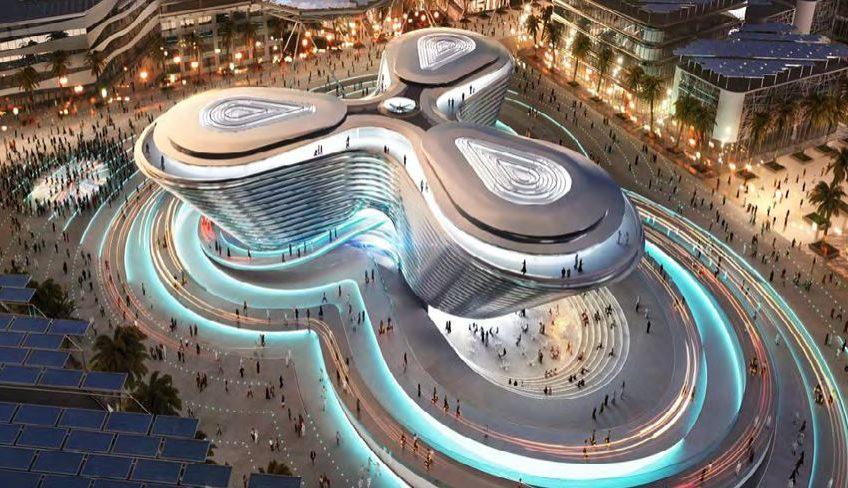Azizi Plaza Al Furjan UAE