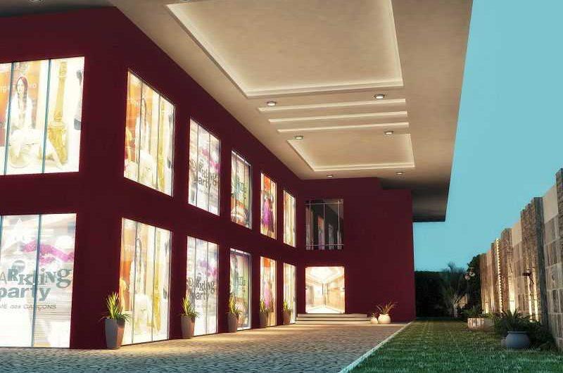 كمبوند ومول صن فيو مدينة نصر Sun view mini compound at Nasr City