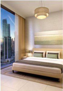 Fifty two forty two Emaar complex home seweet