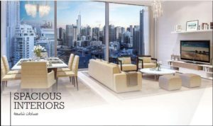 Fifty two forty two Emaar interiors