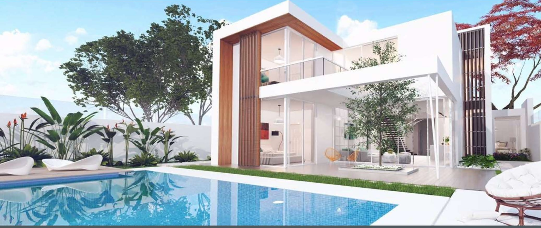 1 st ROW VILLA ( TYPE A ) 397 SQM 01