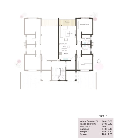 2 BED ROOM 120m 01