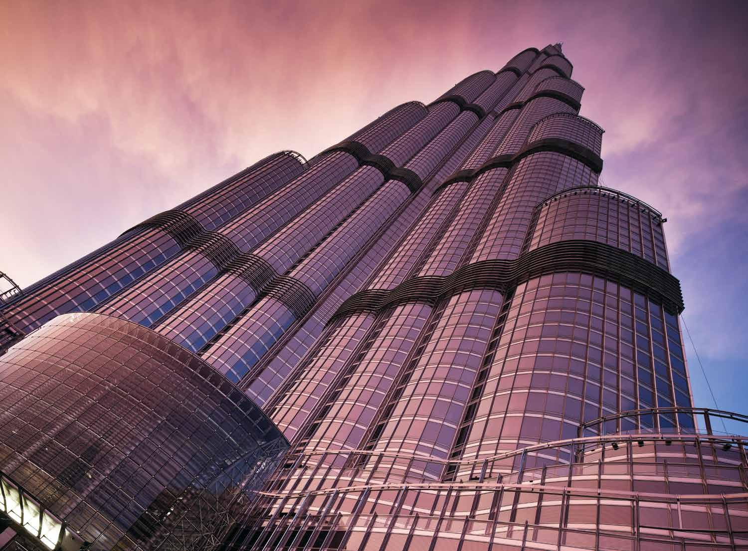BLVD HEIGHTS DOWNTOWN DUBAI TOWER