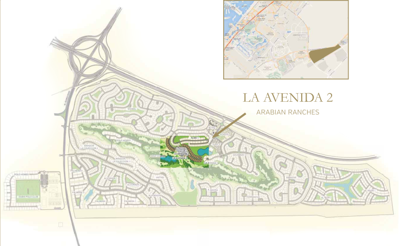 A HOLISTIC COMMUNITY 01/LA AVENIDA 2 ARABIAN RANCHES