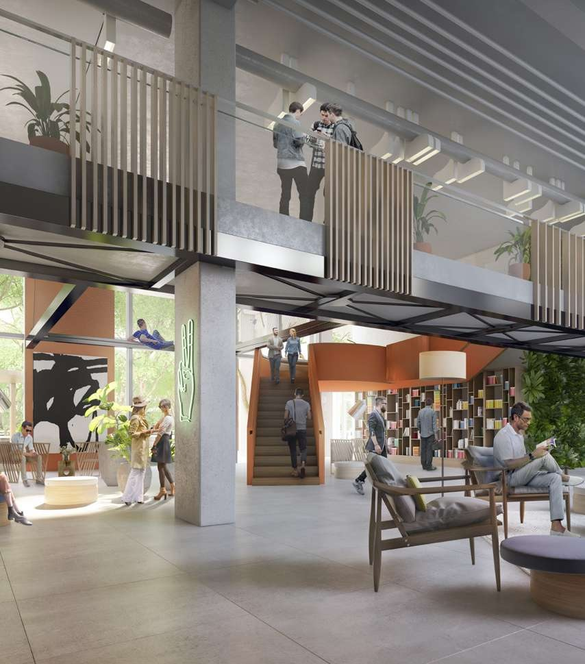 A NEW ERA OF CO- LIVING SPACES ا COLLECTIVE DUBAI HILLS ESTATE