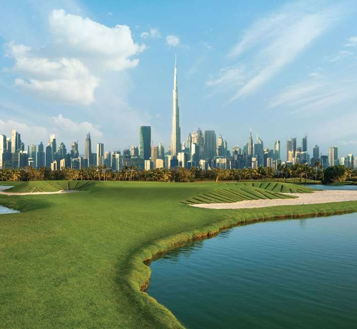 GOLF SUITES AT DUBAI HILLS