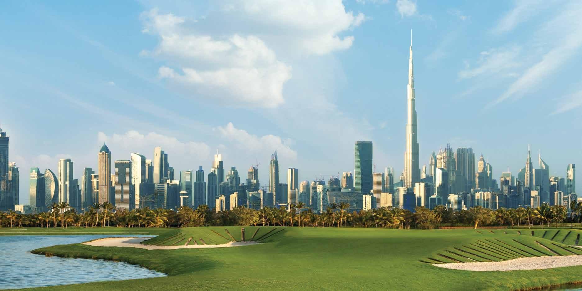DUBAI HILLS ESTATE Acacia