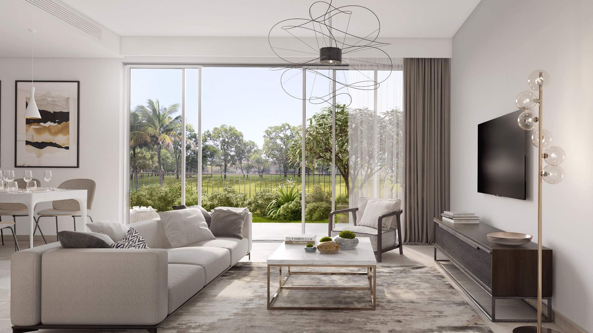 BRIGHT AND HOMELY SPACES / CAMELIA AT ARABIAN RANCHES II Dubia