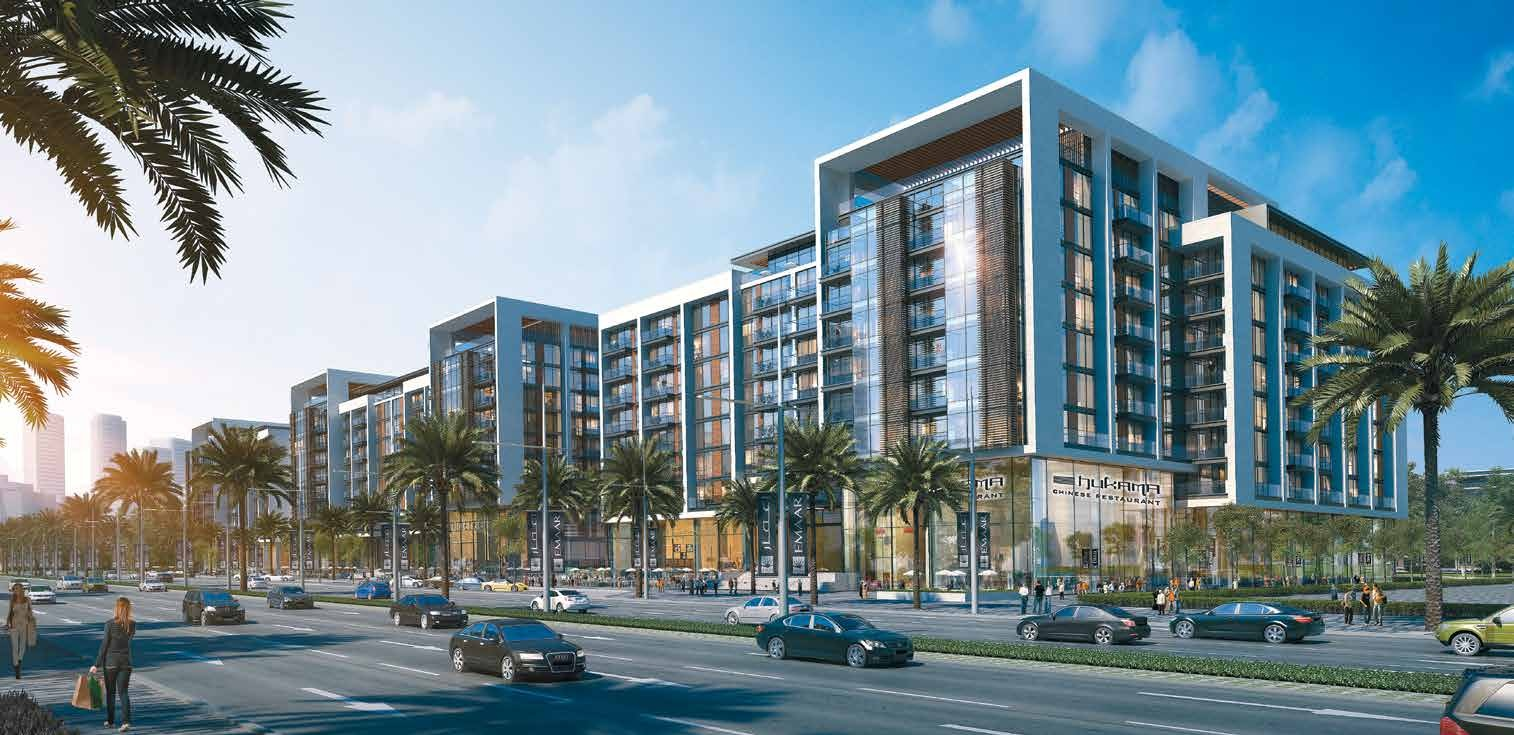 DISCOVER THE LUXURY OF TIME / ACACIA PARK HEIGHTS Dubia