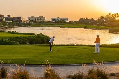 DUBAI HILLS GOLF CLUB 01