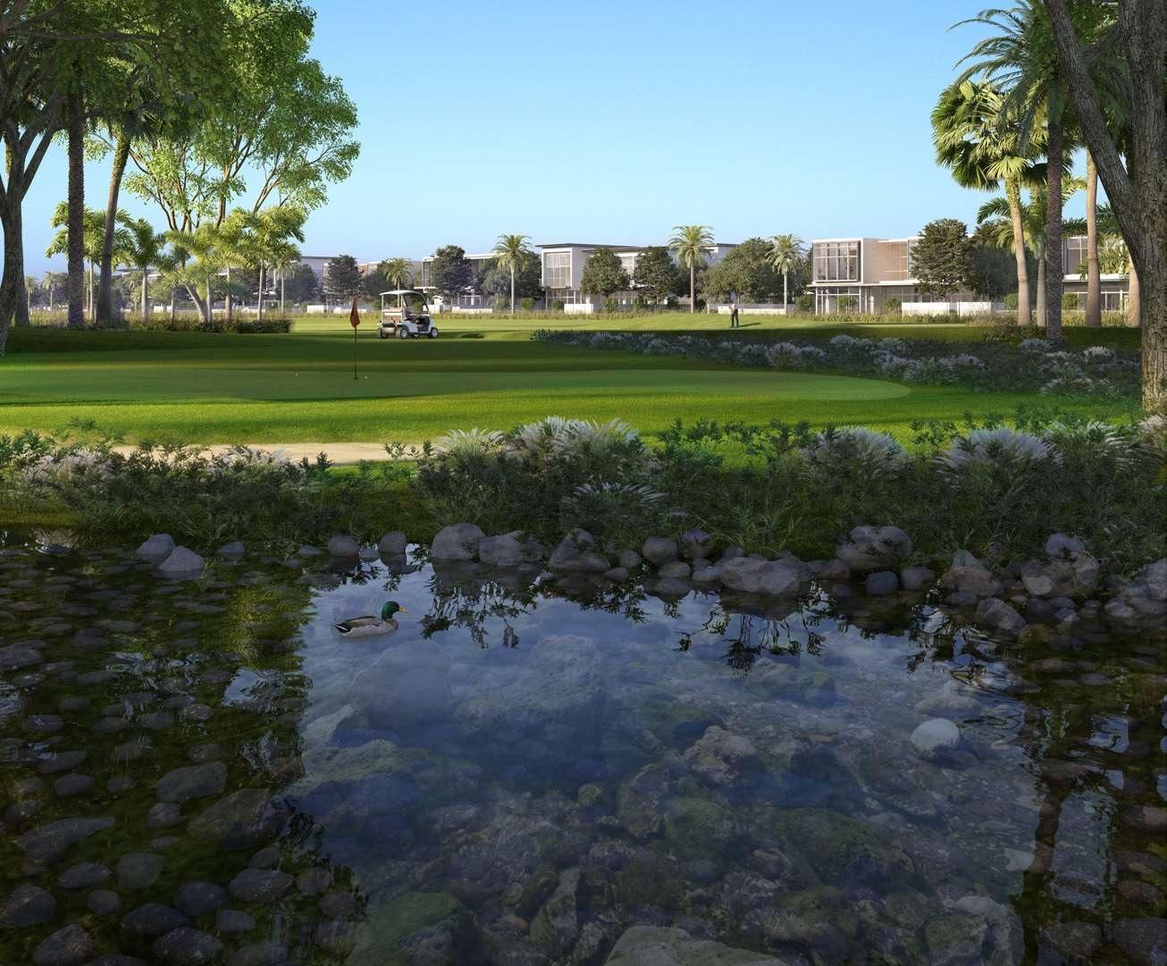 GOLF PLACE AT DUBAI HILLS