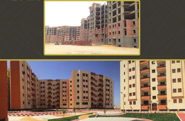 HOUSING PROJECTS MINISTRY OF HOUSING