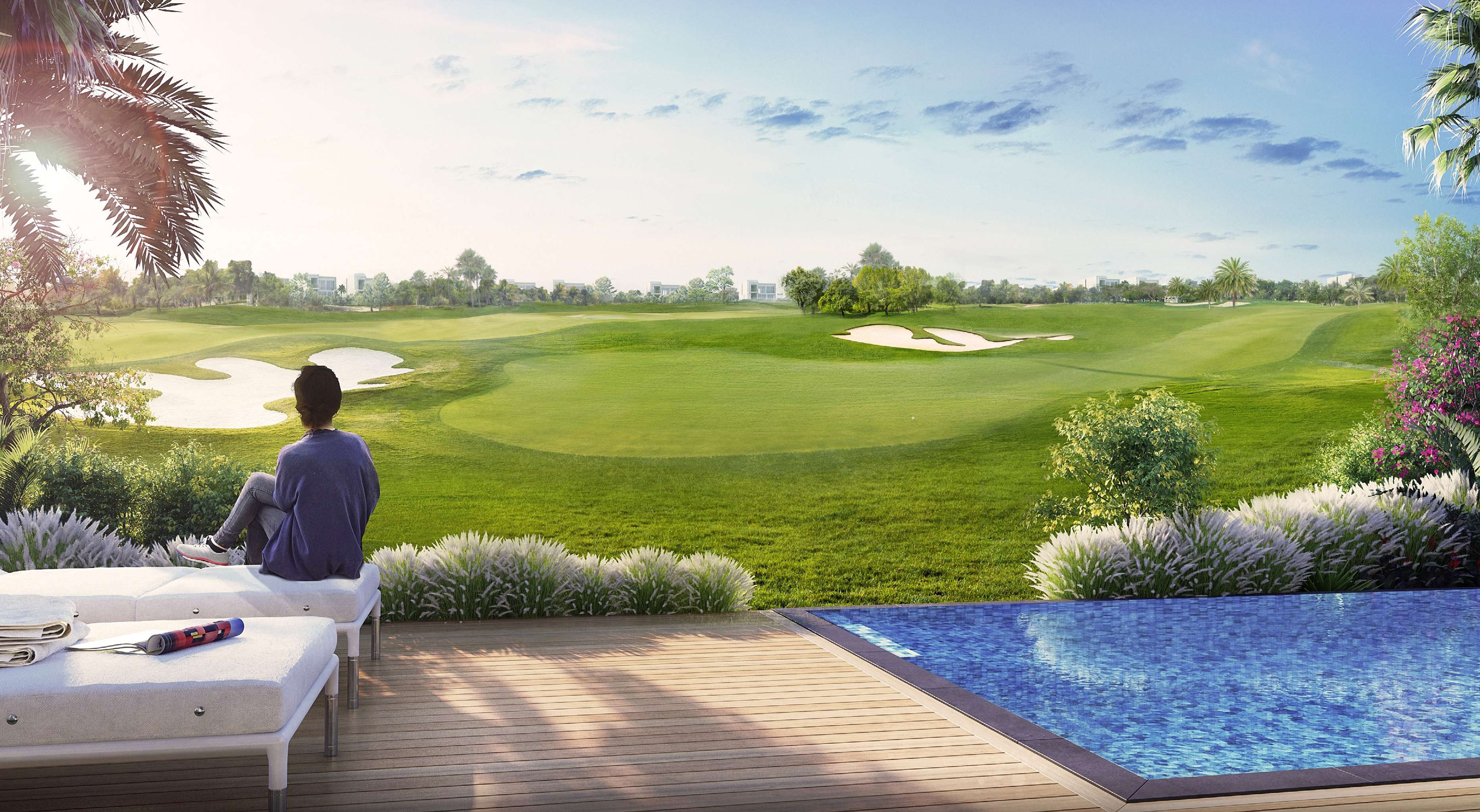 Golf Links Villas at Dubai South