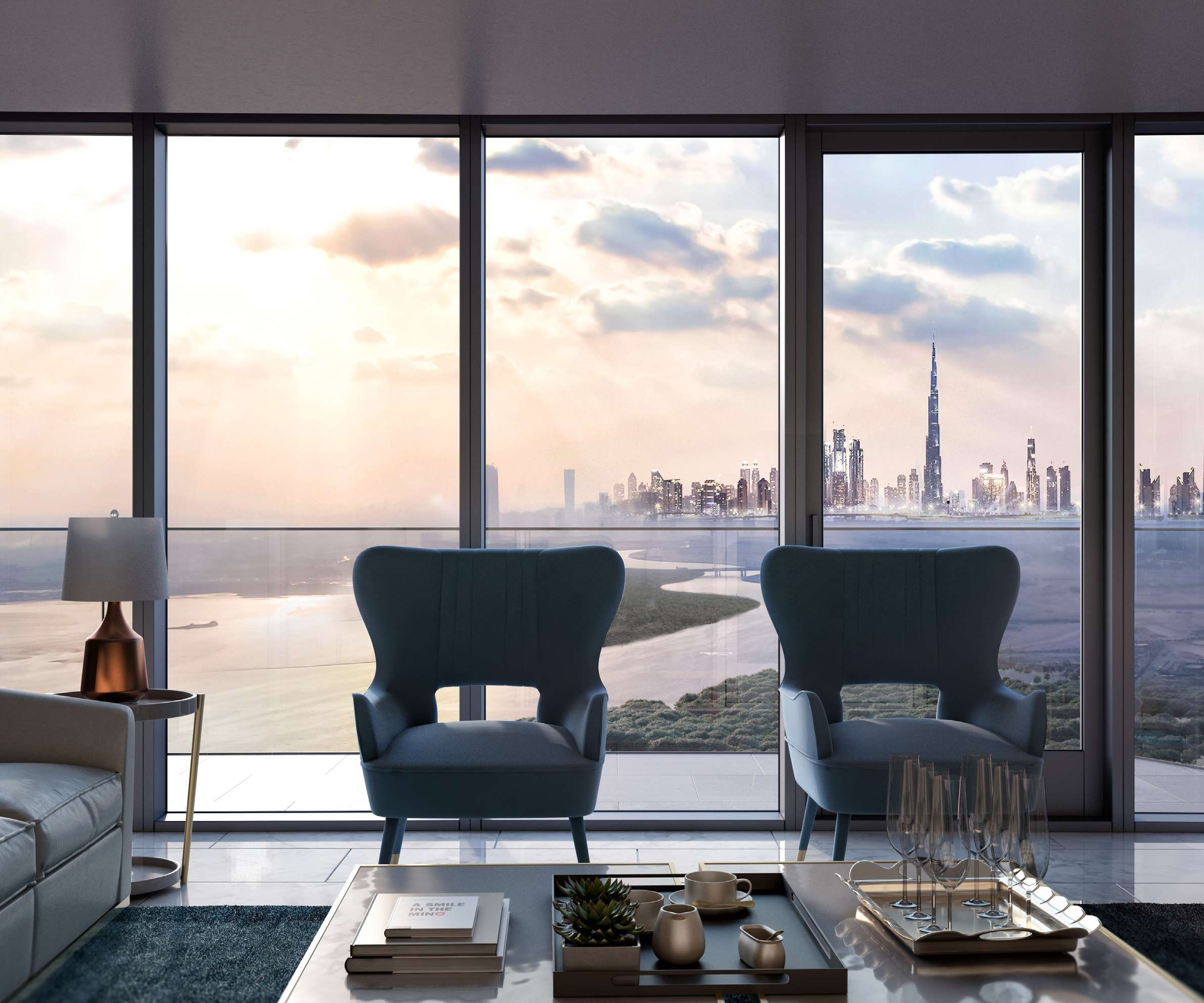 Limitless Activities with Uninterrupted Views