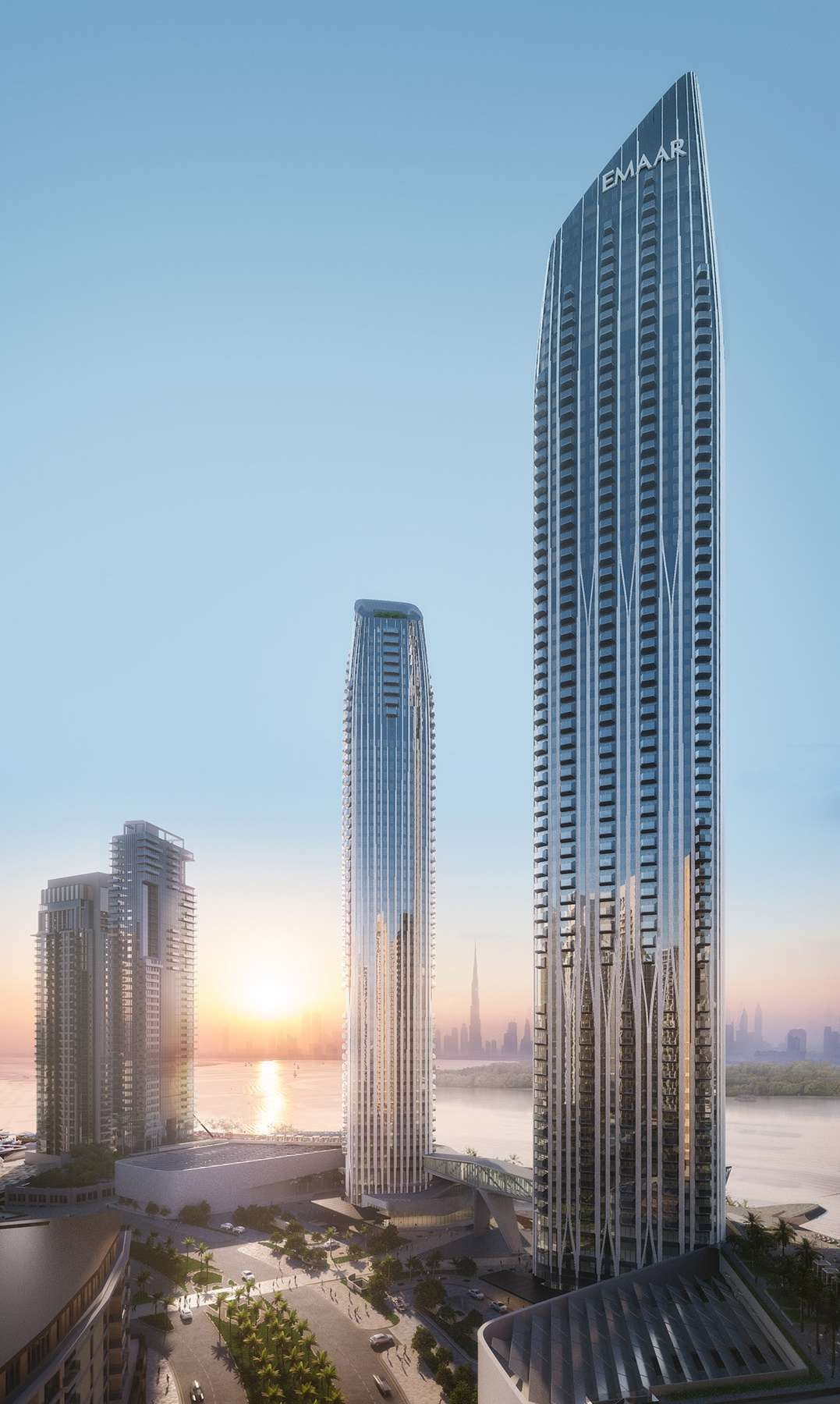 Limitless Activities with Uninterrupted Views / ADDRESS HARBOUR POINT Dubia