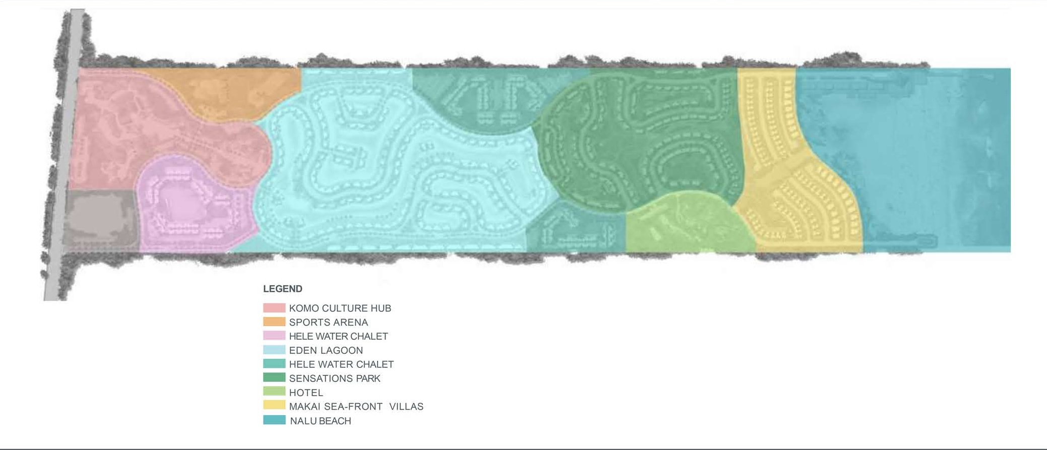 MASTER PLAN NEIGHBORHOODS