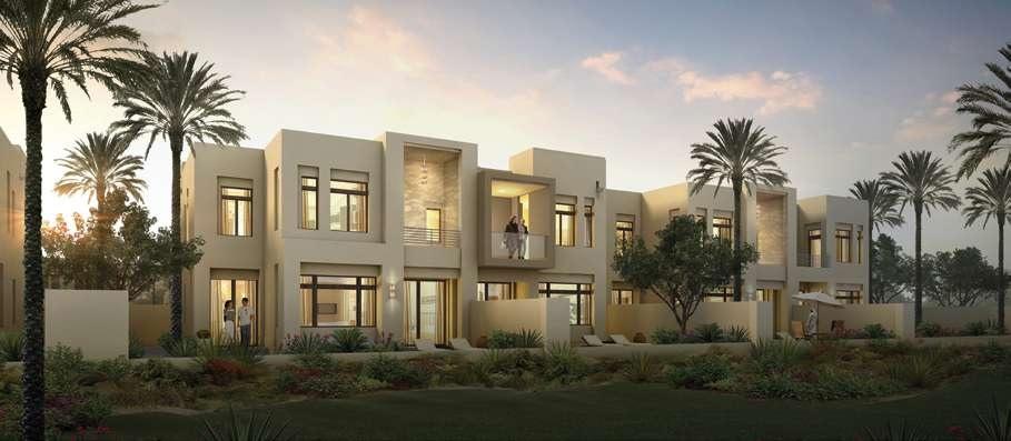 Townhouses Mira Oasis III by Emaar Properties, Dubai