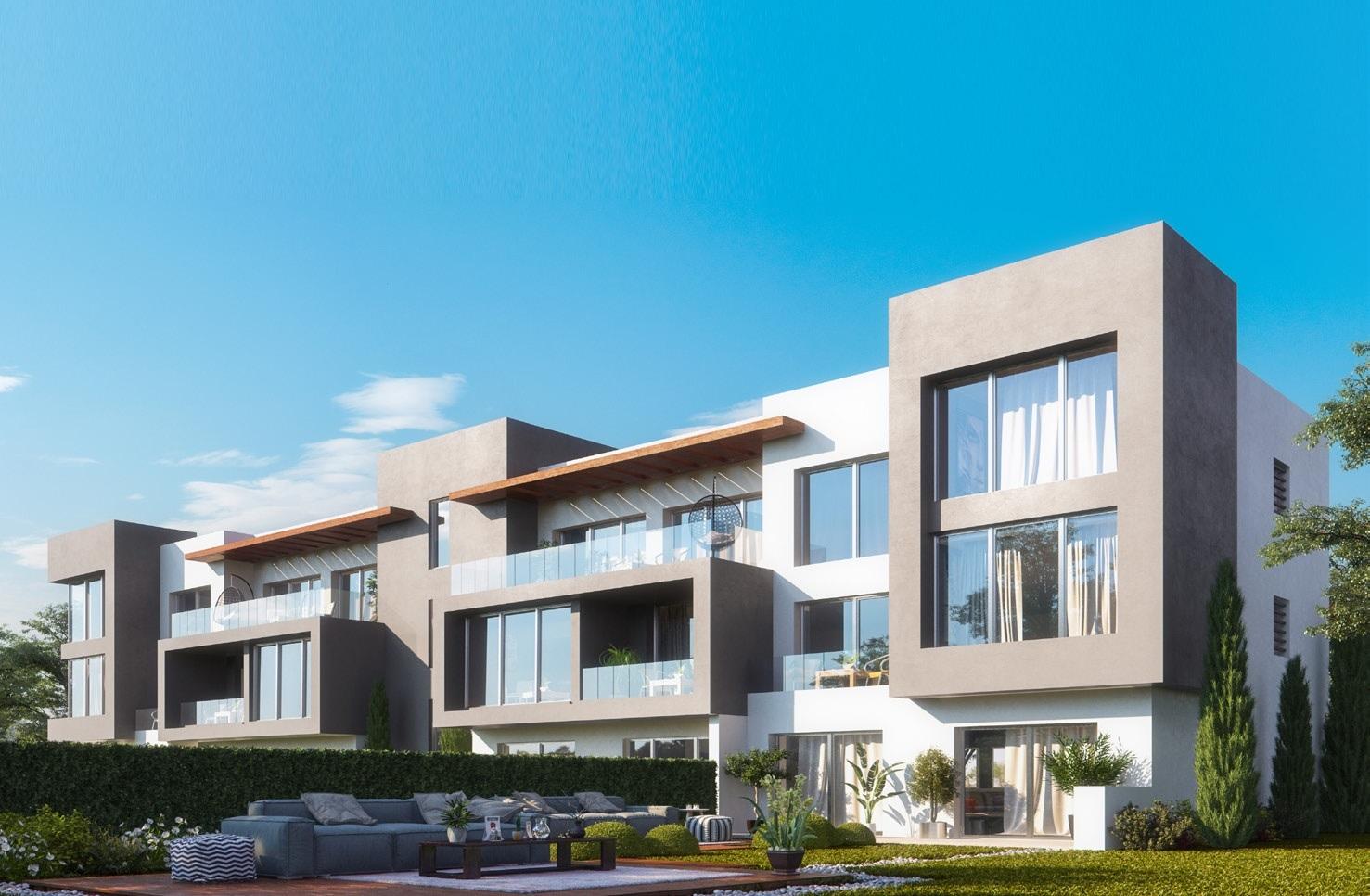 Mansio Villas- Back yard