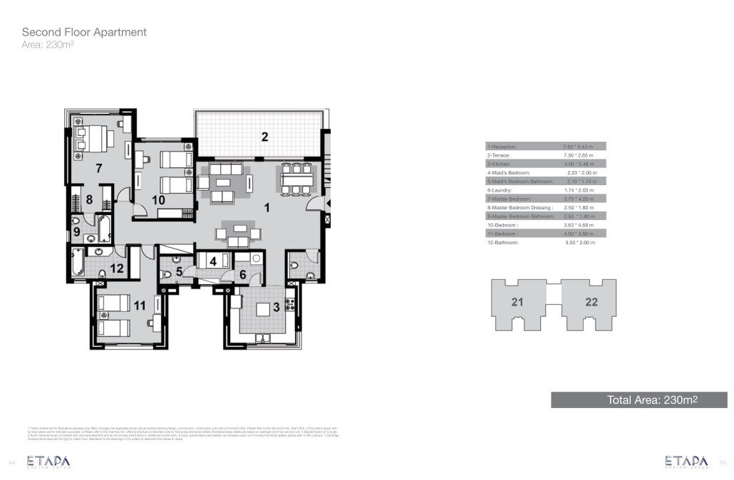 Mansio Villas - Front yard 02