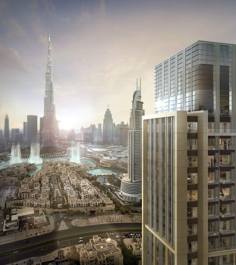 PRIME LOCATION BURJ ROYALE Downtown Dubia