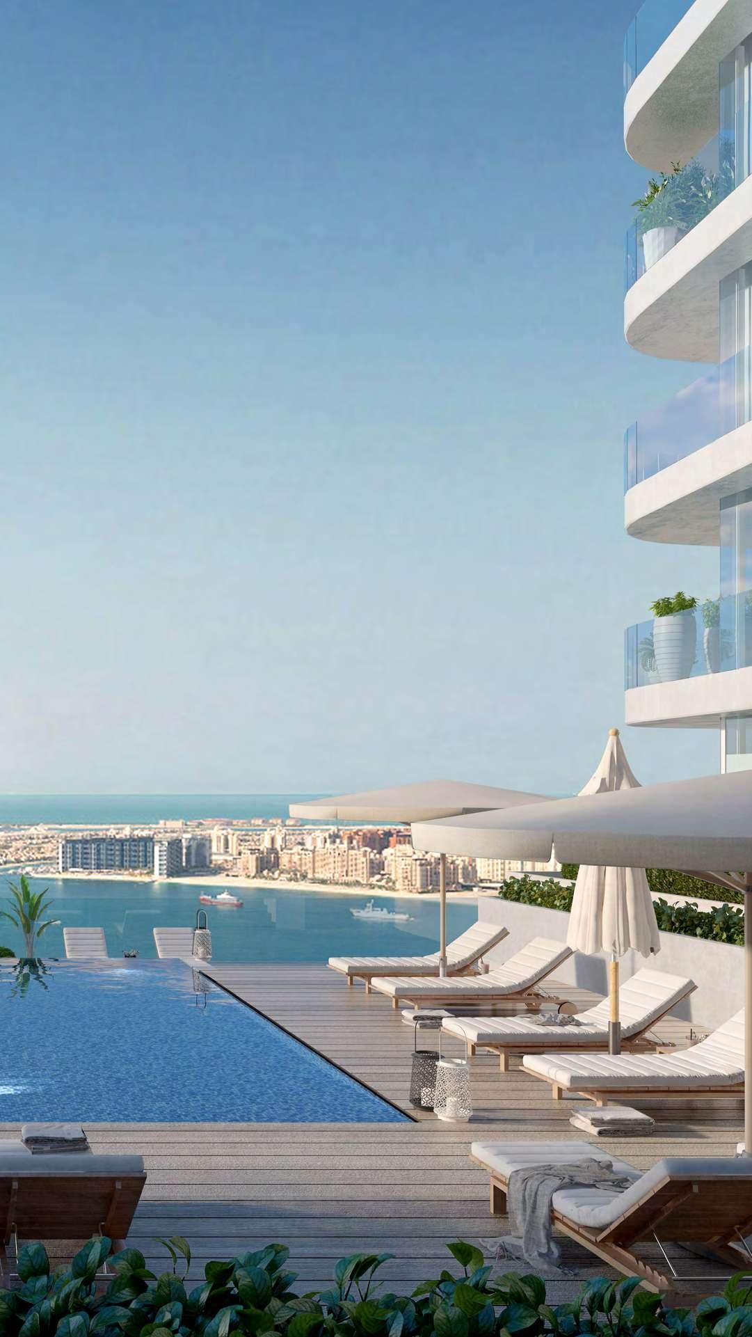 PRIVATE BEACH LIVING/ Marina Vista at Emaa