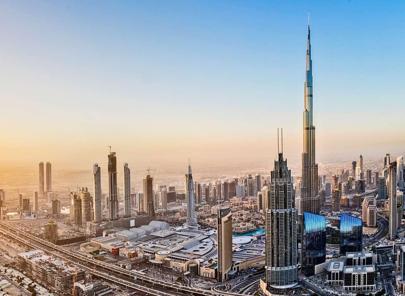 SHAPING THE FUTURE OF DUBAI