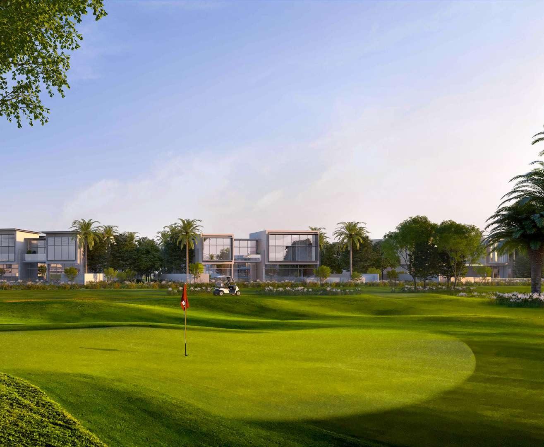 GOLF PLACE AT DUBAI HILLS villas