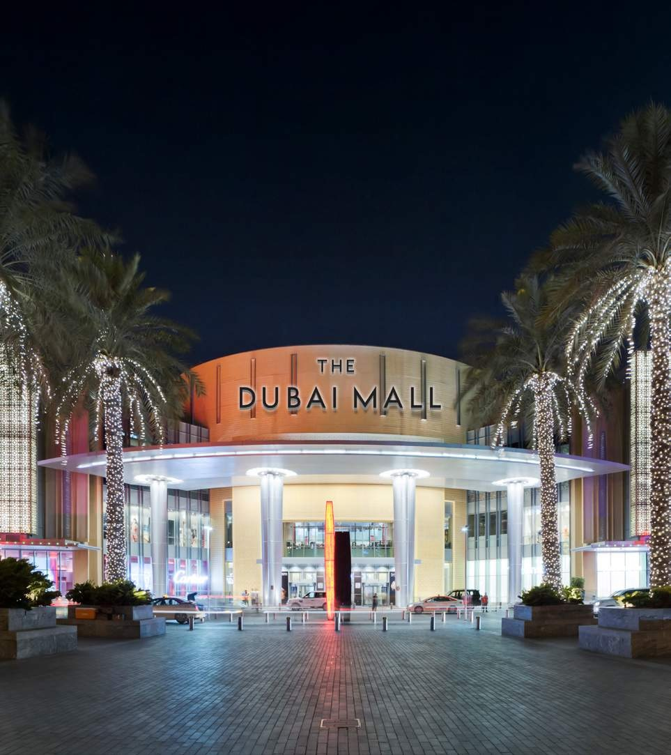 THE DUBAI MALL AT YOUR DOORSTEP / BURJ ROYALE Downtown Dubia