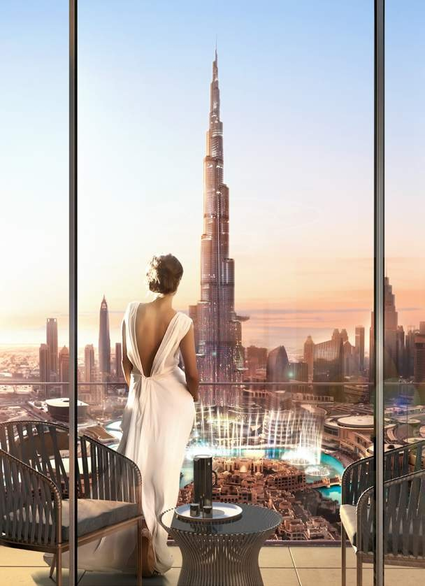 THE LAST RESIDENTIAL TOWER WITH PANORAMIC VIEWS OF DOWNTOWN DUBAI