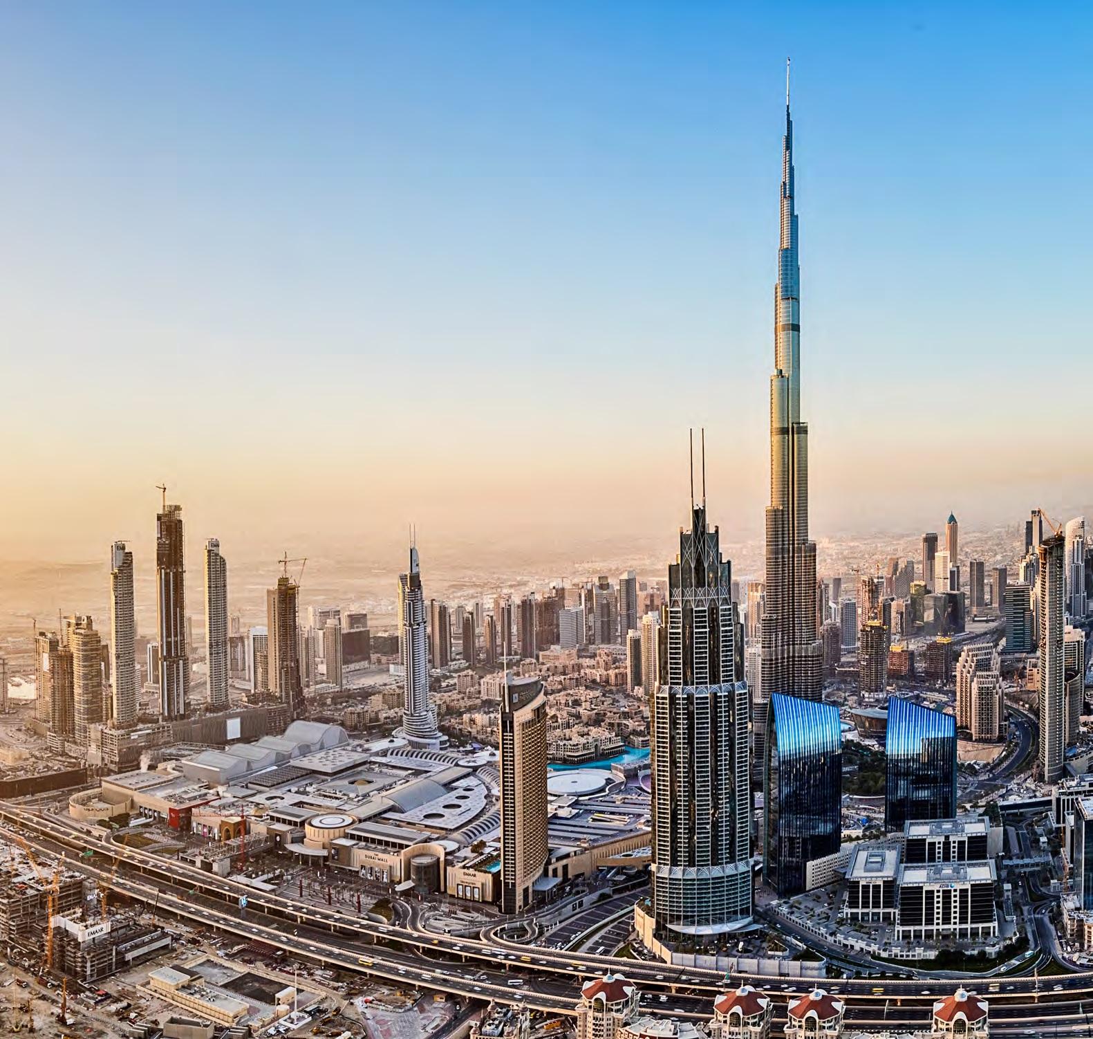 THE MOST PRESTIGIOUS 2 SQ KM IN DUBAI