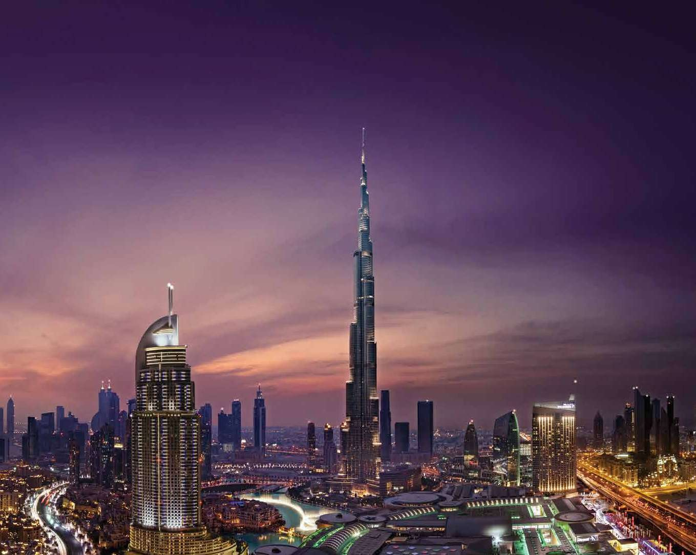THE WORLD'S LEADING INOVATOR فلل المرابع العربية إعمار العقارية