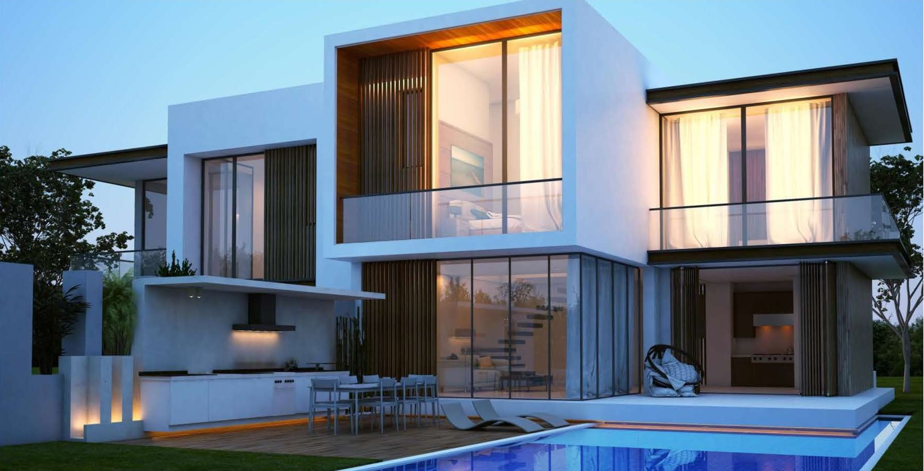 TWIN HOUSE VILLAS