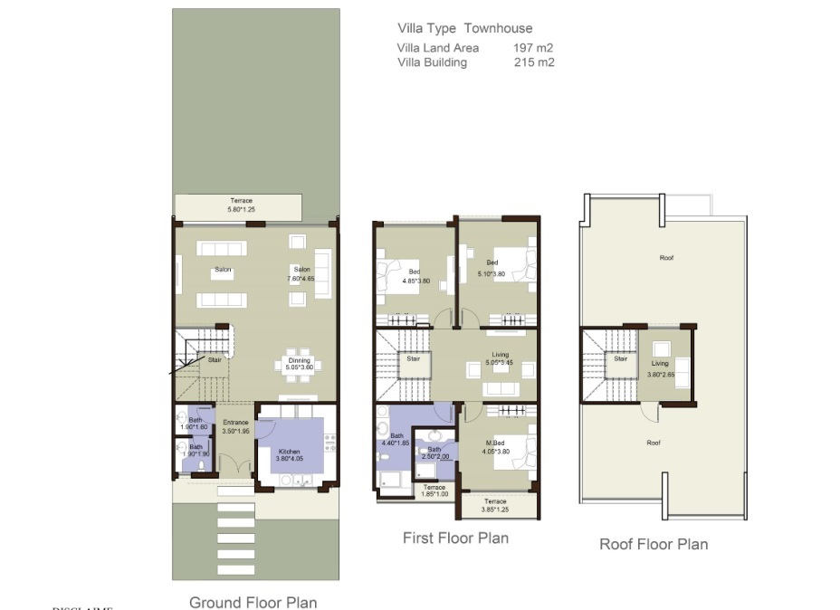 VILLA TYPE TOWNHOUSE