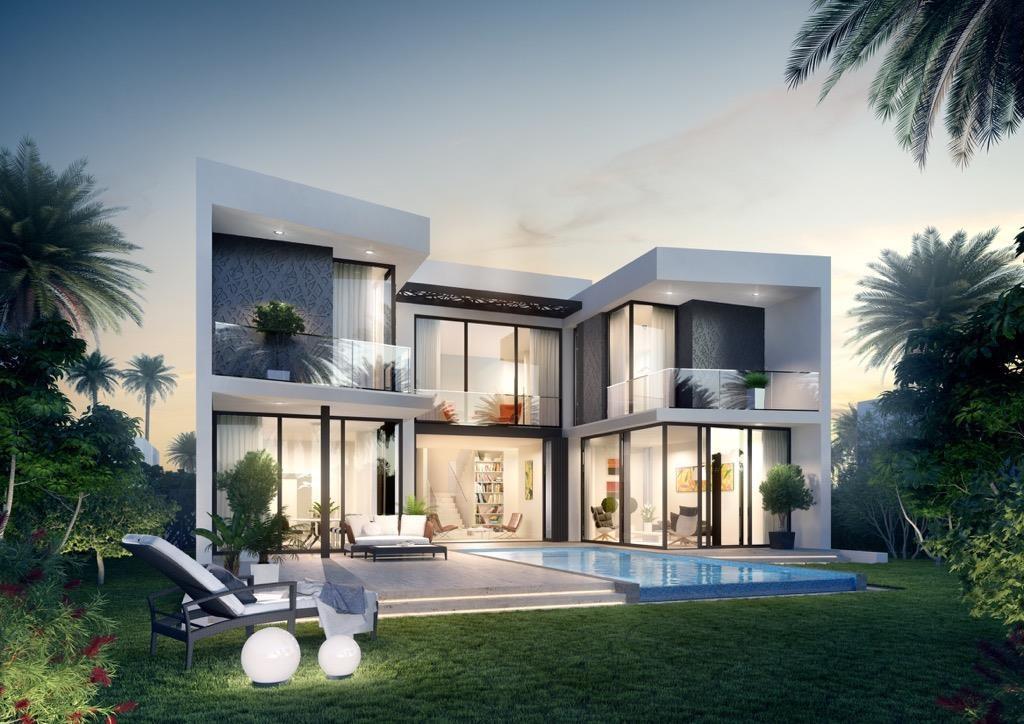 Villa Type B 01
