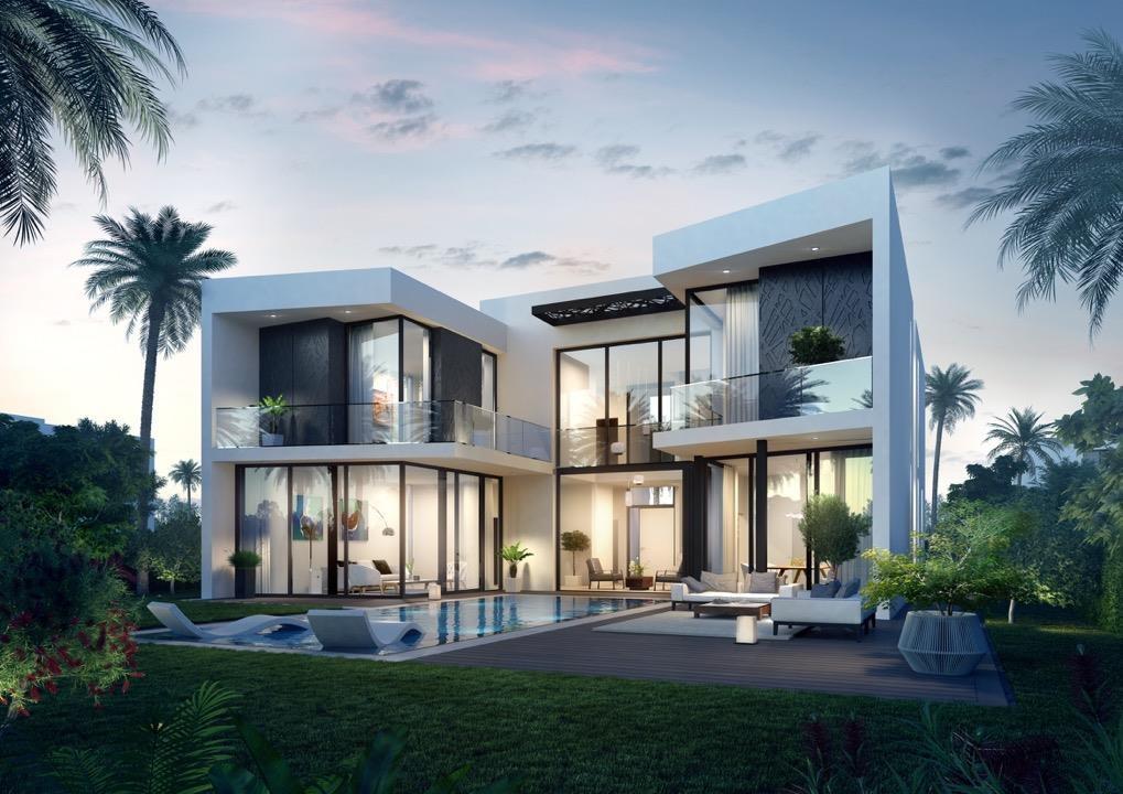 Villa Type C 01