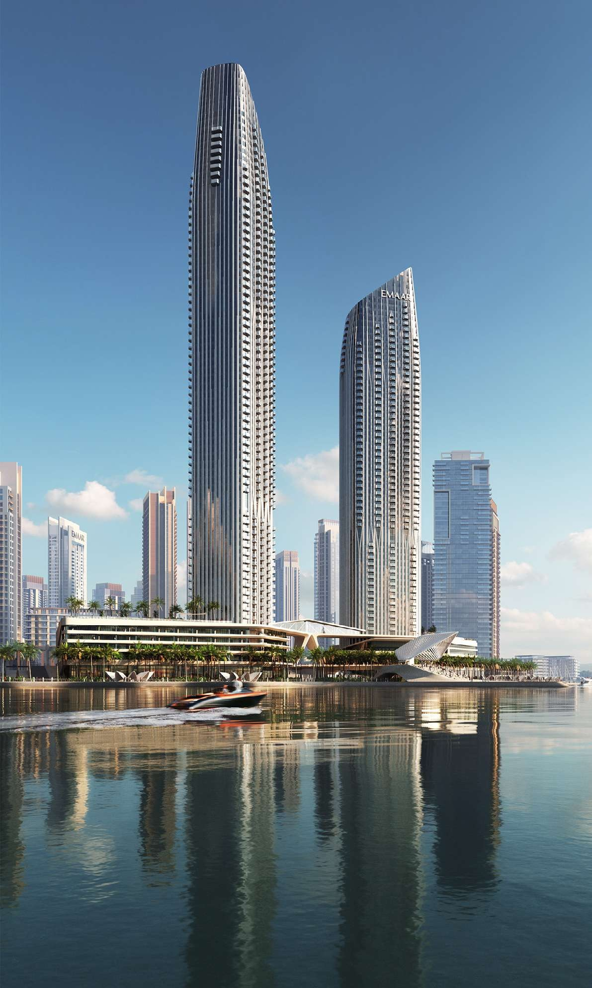 Your Ultimate Address / ADDRESS HARBOUR POINT Dubia