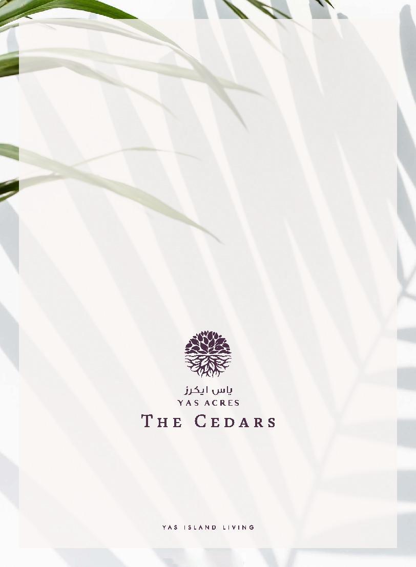 The CEDARS VILLAS 1