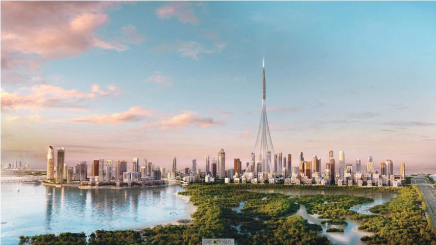 KEY FACTS ABOUT DUBAI CREEK HARBOUR 01